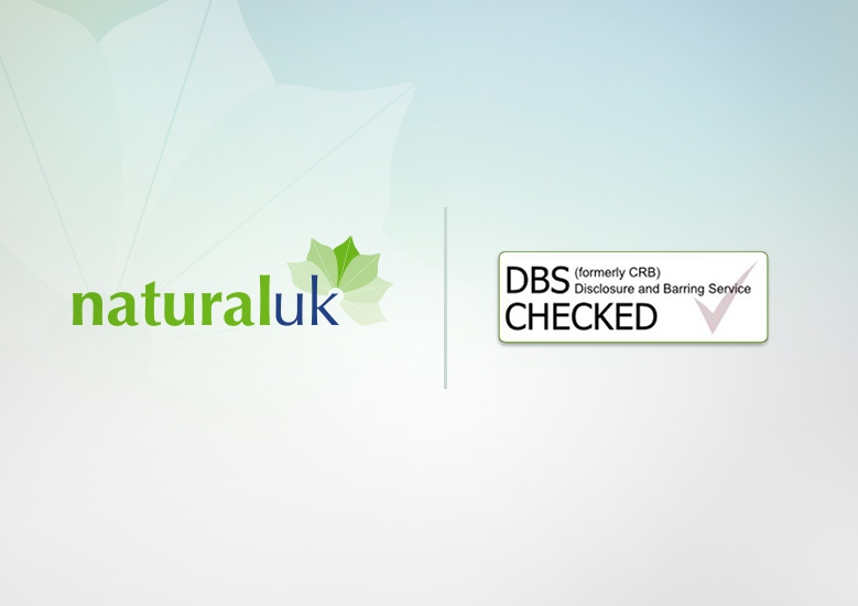 Natural UK staff DBS checked